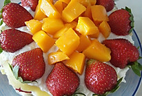 水果千层的做法