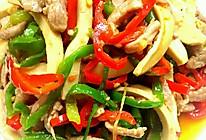 辣椒干子炒肉丝的做法