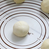 超软的牛奶小餐包#有颜值的实力派#的做法图解4