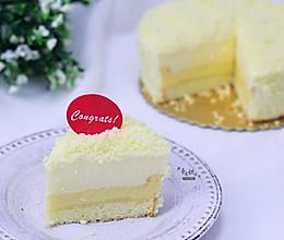 幸福感爆棚的——双层芝士蛋糕的做法