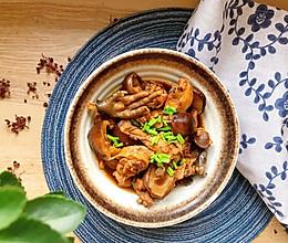 啤酒香菇炖鸡的做法