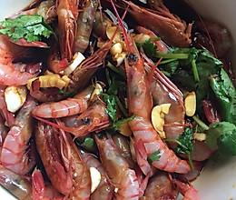 生腌小海虾的做法