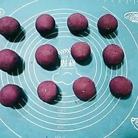 紫薯糯米饼【电饼铛】的做法图解6