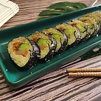 【生酮饮食·真酮】生酮寿司的做法图解9