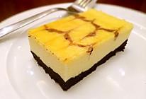 六寸方形大理石重乳酪蛋糕的做法