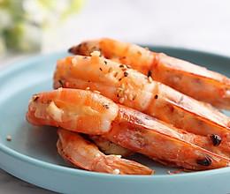#我们约饭吧#芝士烤虾的做法