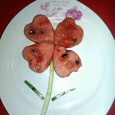 水果拼盘——西瓜