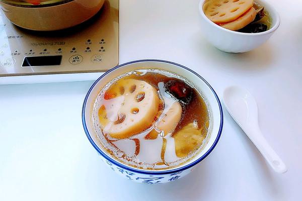 莲藕排骨汤#每道菜都是一台食光机#的做法