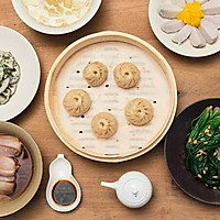 茴香苗猪肉灌汤包的做法图解11