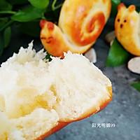 蜗牛卡通小面包#鲜香滋味搞定萌娃#的做法图解20