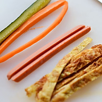 芝香寿司卷#丘比沙拉汁#的做法图解3
