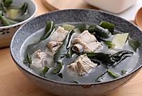 不用鸡精,原味就鲜美无比——排骨海带汤的做法