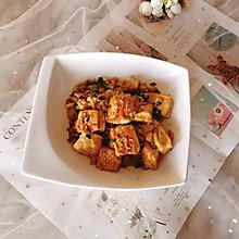 #父亲节,给老爸做道菜#家常瑶柱焖豆腐