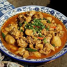 鲜香软糯芋儿鸡,经典下饭菜!