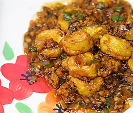 外脆里嫩日本豆腐,味足好吃!的做法