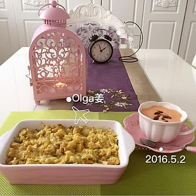 咖喱芝士焗饭