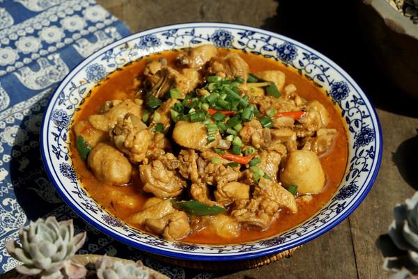 鲜香软糯芋儿鸡,经典下饭菜!的做法