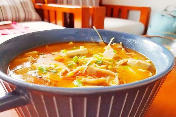 月子餐|提高免疫力预防感冒的秋日滋补汤的做法