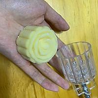 超越美心的流心奶黄月饼的做法图解23