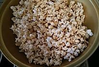 自制奶香爆米花的做法