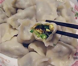 韭菜鸡蛋虾皮饺子(三鲜饺子)的做法