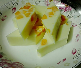 芒果椰汁糕君的做法