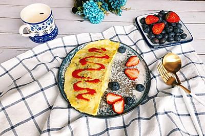 钟爱早餐-蛋包饭