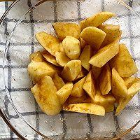 孜然烤薯角#花10分钟,做一道菜!#的做法图解3
