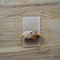 白萝卜鸡肉卷的做法图解6