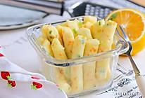 土豆手指条 宝宝辅食食谱的做法