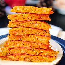 超有食欲的韩国泡菜饼❗辣☞鲜☞甜☞脆
