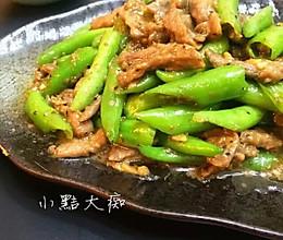 杭椒炒牛肉的做法