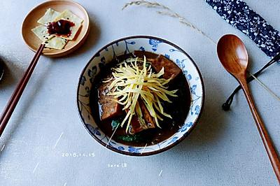 酱酱酱菇粉烩菜