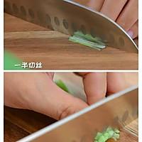 黄瓜鸡肉丸子汤 宝宝辅食食谱的做法图解3