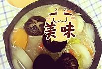 一人食~素火锅的做法