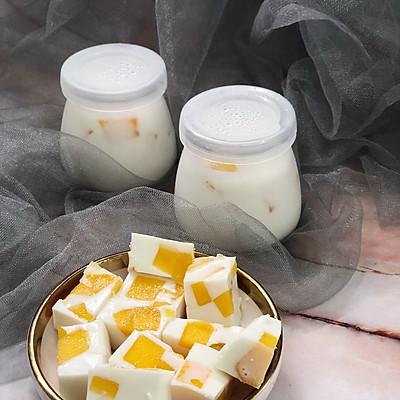 芒果椰奶布丁