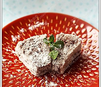 舒芙里巧克力蛋糕的做法