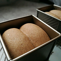 全麦土司面包的做法图解12