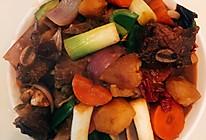 新疆红烧牛排(不用高压锅)的做法