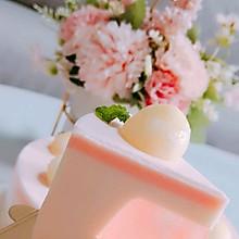 水蜜桃酸奶慕斯