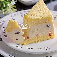 乳酪夹心三明治蛋糕