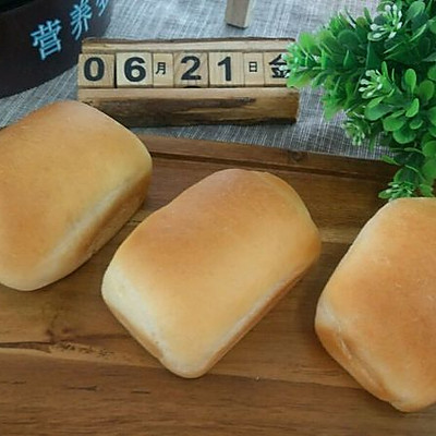 柔软的法式小面包