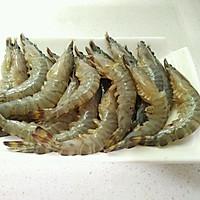 白灼九节虾的做法图解1