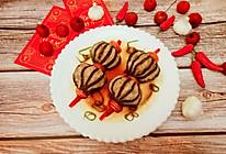 灯笼茄子(茄子酿肉)#节后清肠大作战#的做法