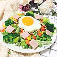 沙拉沙拉~简单的沙拉