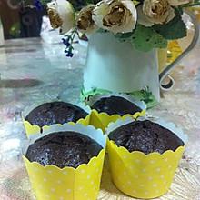 香蕉巧克力麦芬蛋糕