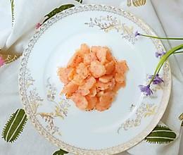 炒虾丸及虾丸做法:宝宝营养辅食食谱菜谱一岁的做法