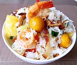潮汕戈饭(焖香饭)的做法
