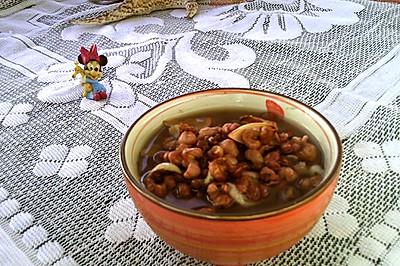 百合薏米红豆粥