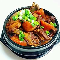 胡萝卜三肉锅#宴客拿手菜#的做法图解10